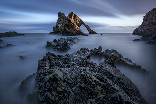© Stephen Crossan - Bow Fiddle Rock